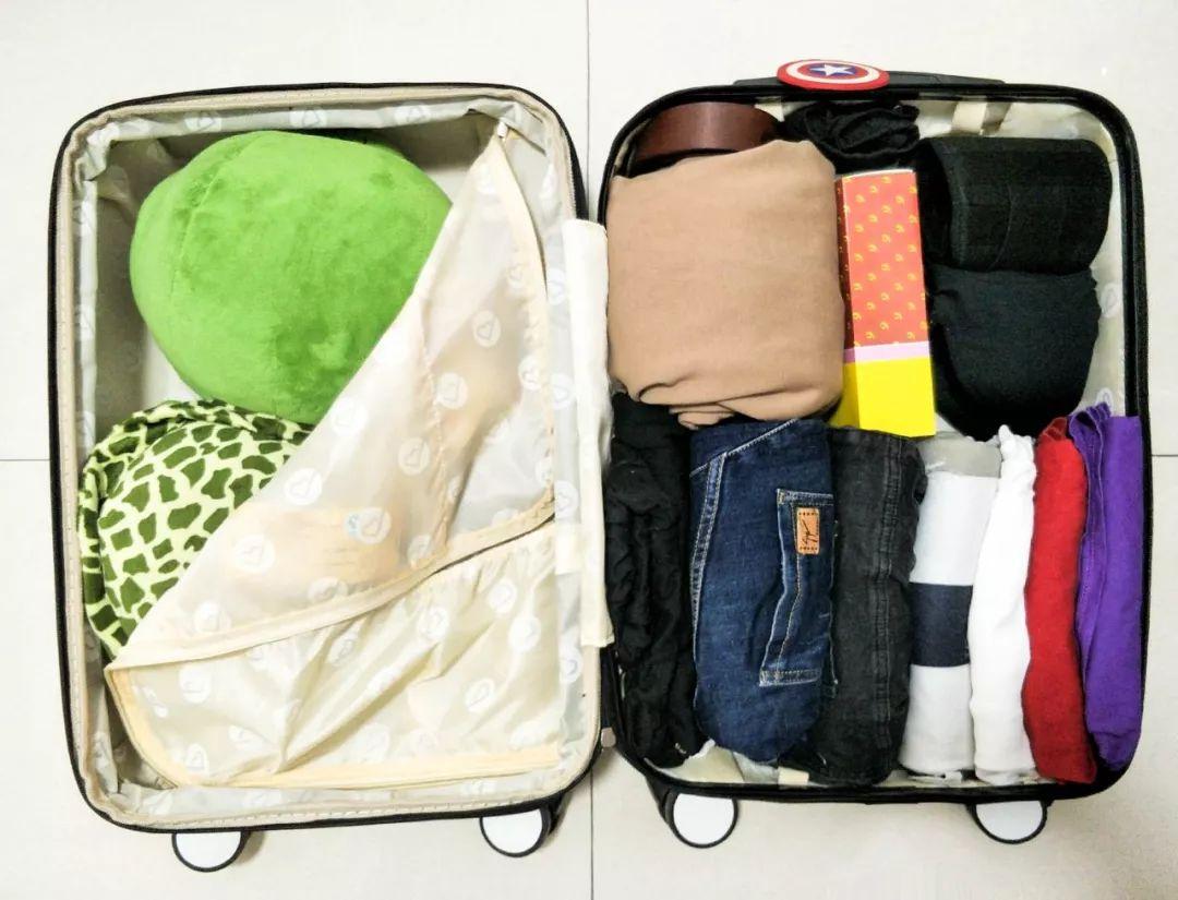 开箱记 | 离家的前夕,这群工大人的行李箱里都装了些什么东西?