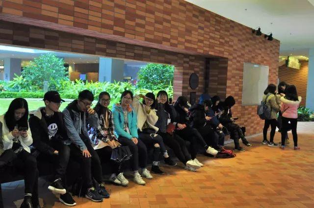 行在香港,学在香港——信息工程学院香港访学游记